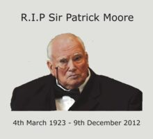 R.I.P Sir Patrick Moore by TOH5