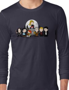 The Peanuts Slayer Long Sleeve T-Shirt
