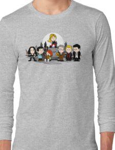 The Peanuts Slayer Long Sleeve T-Shirt