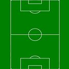 Soccer field is green by nadil