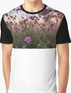 flowers in the field  Graphic T-Shirt