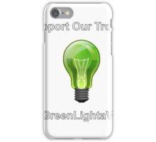 Green Light a Vet iPhone Case/Skin