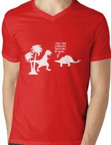 Firefly CURSE YOU white Mens V-Neck T-Shirt