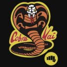 Cobra Kai by bobbydanger