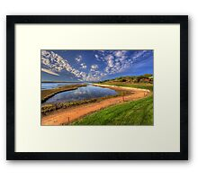 15th Fairway Framed Print
