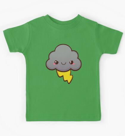 Stormy Cloud Kids Tee