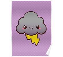Stormy Cloud Poster