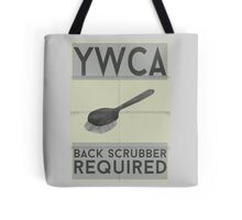 Back Scrubber (The Smiths Morrissey) Tote Bag
