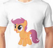 Happy Scootaloo Unisex T-Shirt