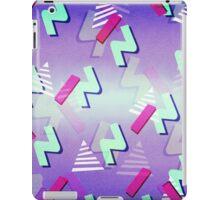 80s pattern I iPad Case/Skin