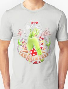 Zombie Doll Tee Unisex T-Shirt