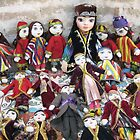 Traditional Uzbek Dolls for Sale by Mary-Elizabeth Kadlub