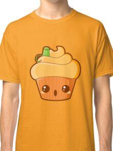 Spooky Cupcake - Pumpkin Classic T-Shirt