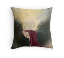 Covenant Cup By Brenda Throw Pillow