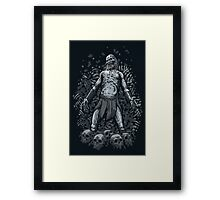 Winter Is Here Framed Print