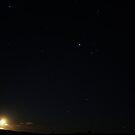 Night Sky by Michael Skeard
