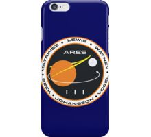 Ares III iPhone Case/Skin