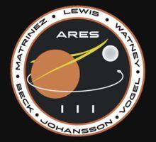 Ares III One Piece - Long Sleeve