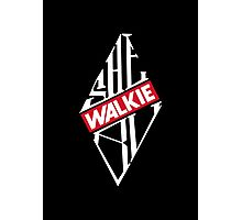 SHEBU Walkie  Photographic Print