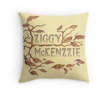 Ziggy McKenzzie - The Home Recordings Design Throw Pillow