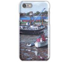 Southampton Northam boats iPhone Case/Skin
