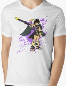 Dark Pit - Super Smash Bros Mens V-Neck T-Shirt