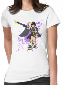 Dark Pit - Super Smash Bros Womens Fitted T-Shirt