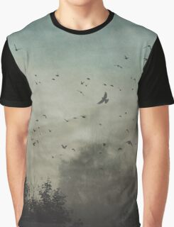 hover Graphic T-Shirt