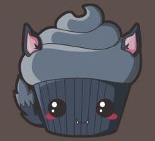 Spooky Cupcake - Werewolf One Piece - Short Sleeve
