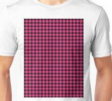 Pattern picnic tablecloth  Unisex T-Shirt
