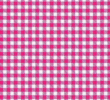 Pattern picnic tablecloth by Medusa81