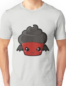 Spooky Cupcake - Vampire Unisex T-Shirt