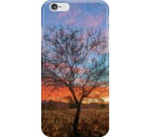 Outback Sunset      (PK) iPhone Case/Skin
