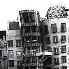 The Dancing House or Fred and Ginger  by Pavel Gospodinov