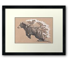Spirit of Spring Framed Print
