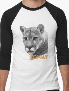 Cougar Men's Baseball ¾ T-Shirt
