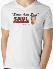 Better Call Saul! Mens V-Neck T-Shirt