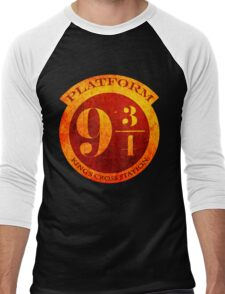 Platform 9 3/4 Men's Baseball ¾ T-Shirt