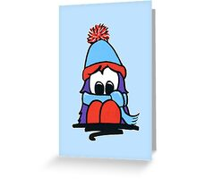 Bert - Christmas - All Wrapped Up Greeting Card