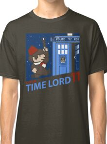 Super Time Lord 11 Classic T-Shirt
