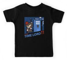 Super Time Lord 11 Kids Tee