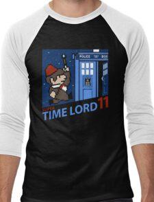 Super Time Lord 11 Men's Baseball ¾ T-Shirt