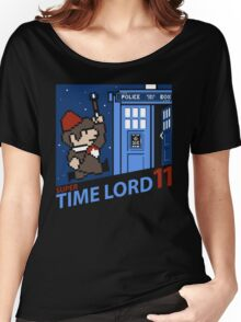 Super Time Lord 11 Women's Relaxed Fit T-Shirt