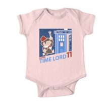 Super Time Lord 11 One Piece - Short Sleeve