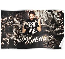 Kevin Owens  Poster