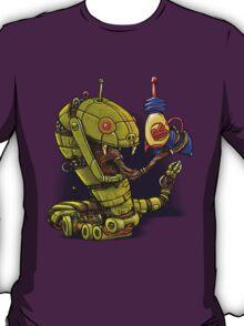 RobotReptileRaygun T-Shirt