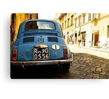 Original Fiat Canvas Print