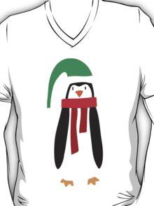 Cute Holiday Penguin T-Shirt
