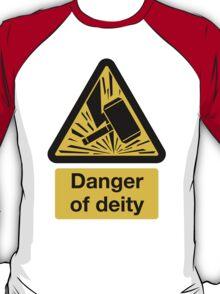 Danger of Deity T-Shirt