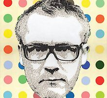 Literally Damien Hirst by Gary Hogben